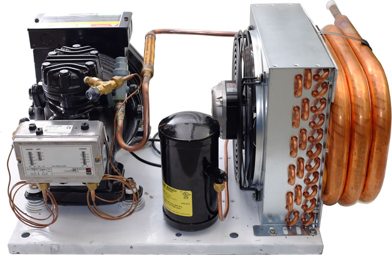 airconditioning chiller unit